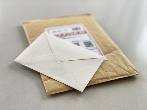 前の住人の郵便物